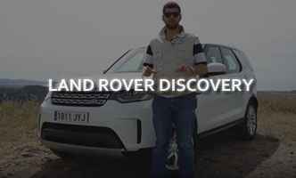 Тест-драйв Land Rover Discovery 2017