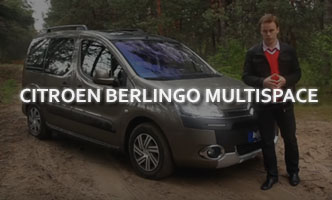 Тест-драйв Citroen Berlingo Multispace 2017