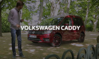 Тест-драйв Volkswagen Caddy 2017